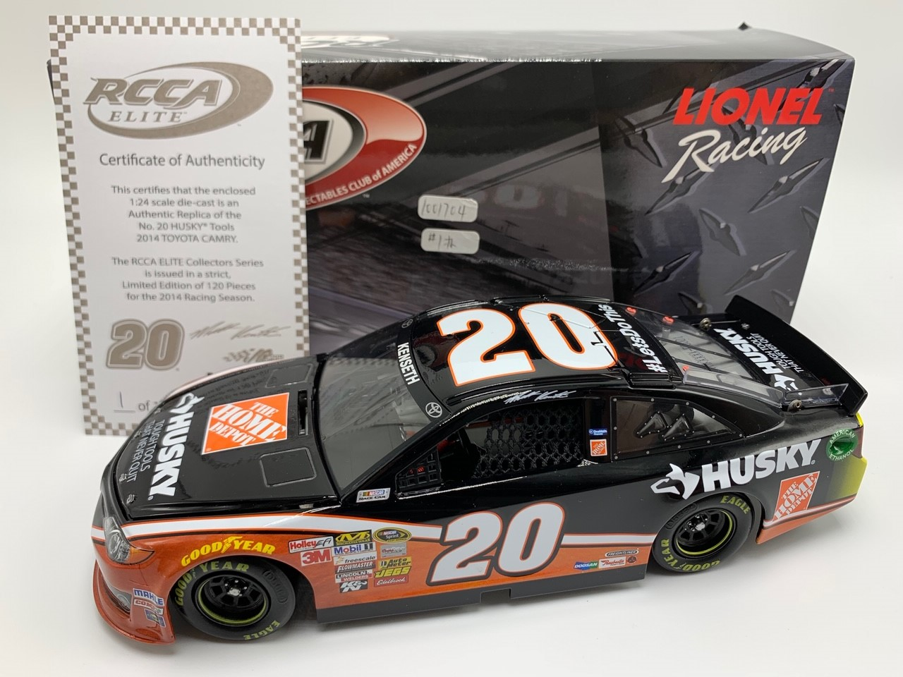 2014 Matt Kenseth ELITE Husky