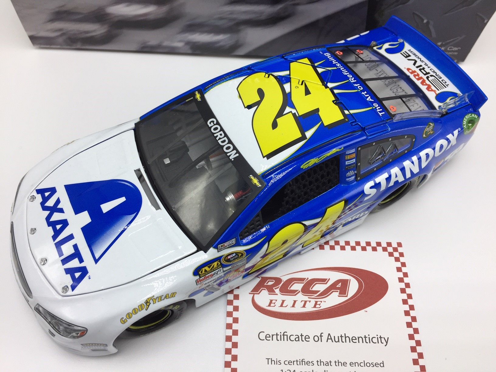 JEFF GORDON 2013 STANDOX DIECAST