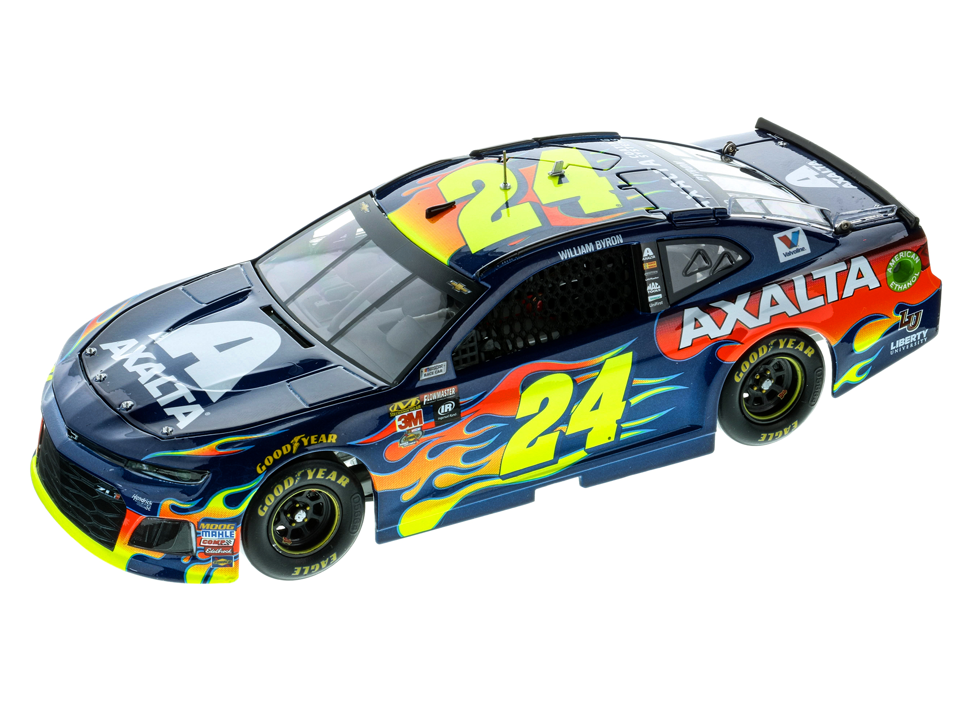 WILLIAM BYRON 2018 AXALTA 1:24 ELITE DIECAST