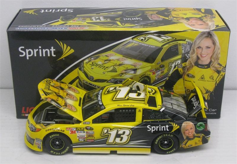 2013 MISS SPRINT CUP 1/24 HOTO