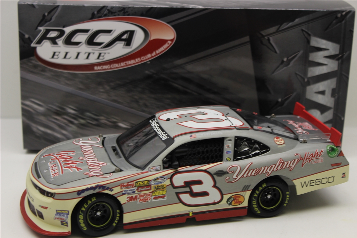 2014 Ty Dillon Elite Raw Yuengling Light