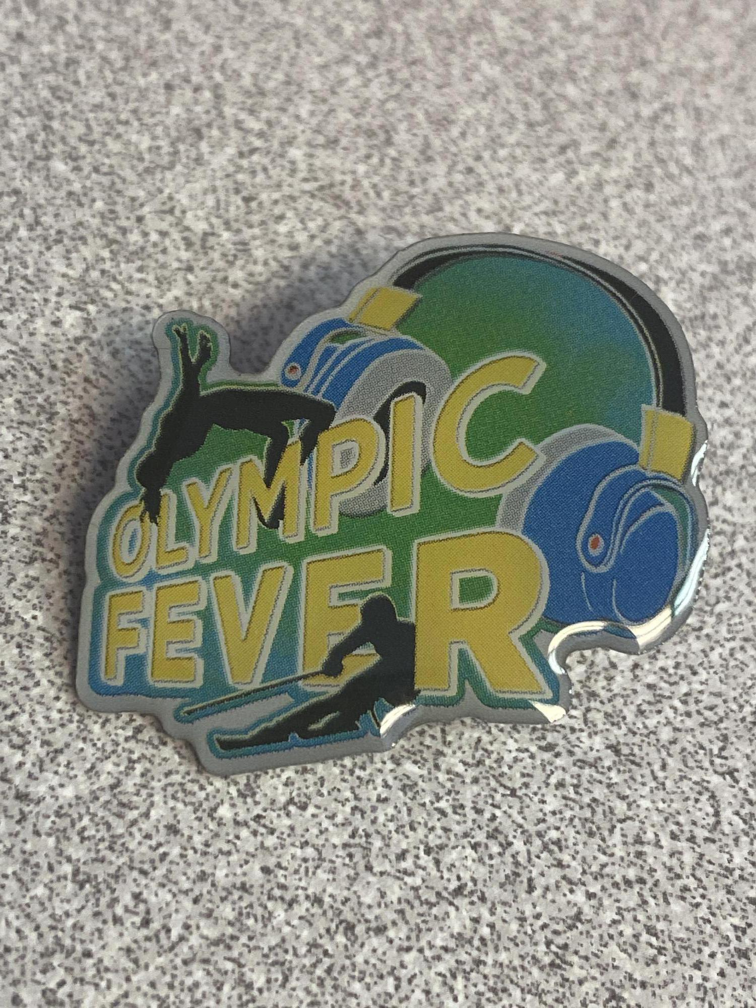 Olympic Fever Podcast