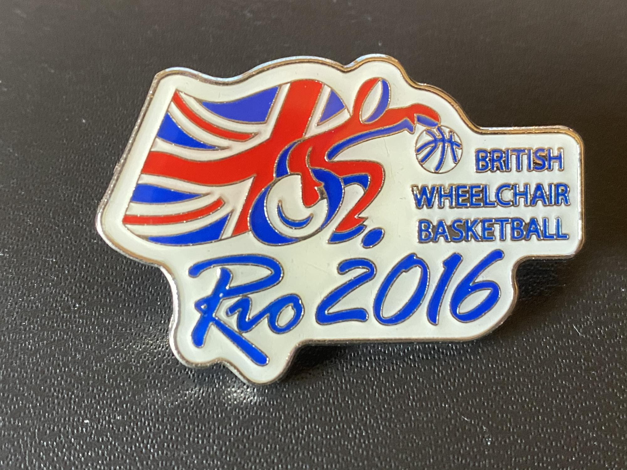 British Wheelchair Basketball Rio 2016