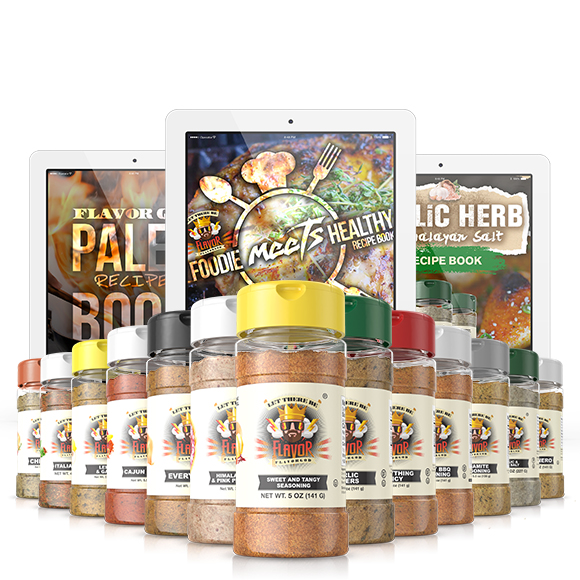 13 Pack Combo Featuring Sweet and Tangy Seasoning
