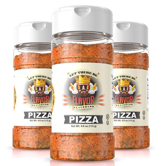 Pizza Seasoning - 3 Bottles