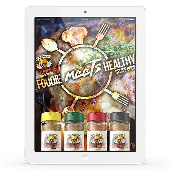 Flavor God: Foodie Meets Healthy