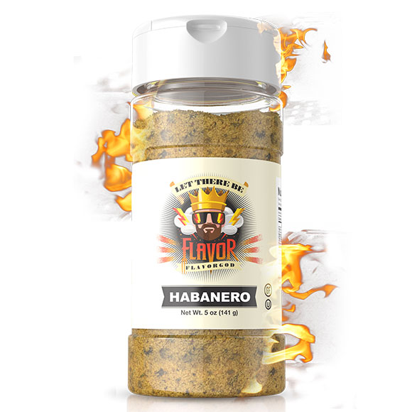 Habanero Seasoning