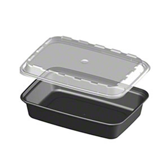 10 Meal Prep Containers - 16oz