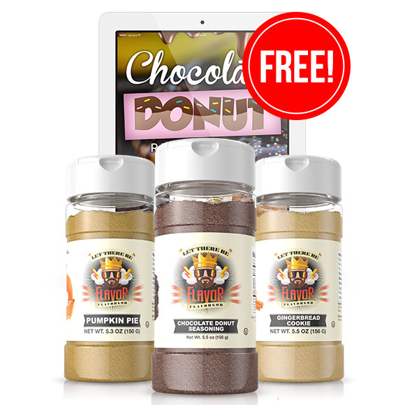 Dessert Combo Pack(Chocolate, Pumpkin, and Gingerbread)