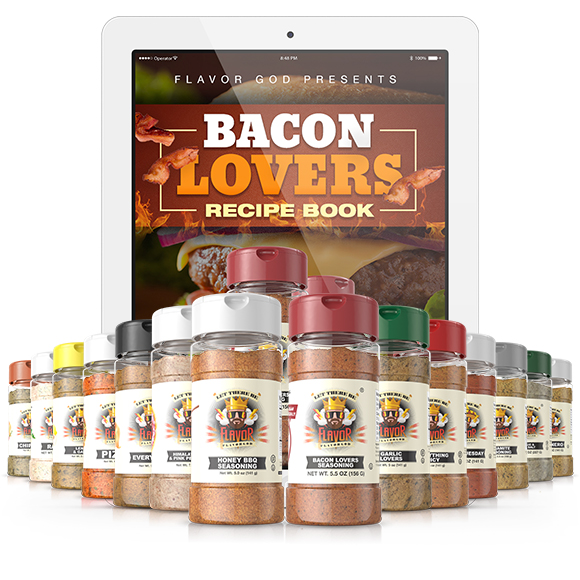 14 Pack Combo Featuring Bacon Lovers Seasoning