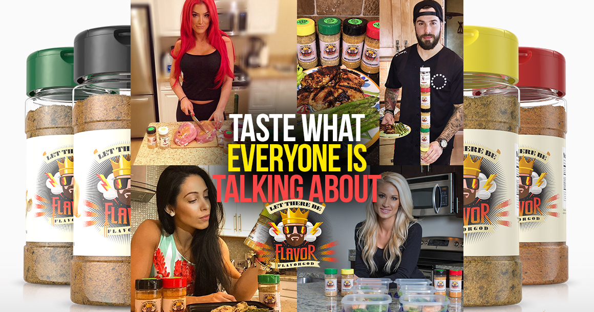 Taste what everyone is talking about!