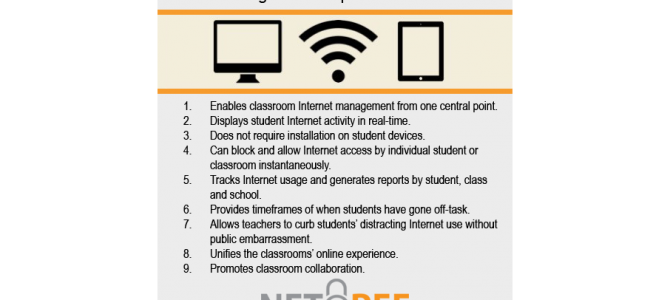 NetRef Provides Teachers Easy Classroom Management Solutions