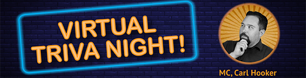 Join Us for Virtual Trivia Night!