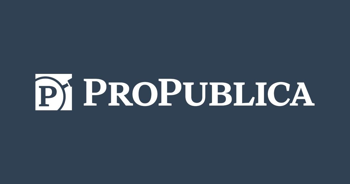 ProPublica Data Store - ProPublica Data Store