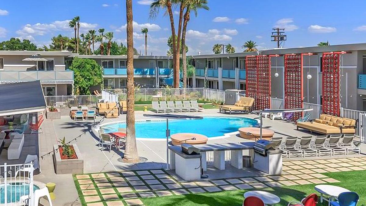 El Dorado | 6825 East 4th Street, Scottsdale, AZ 85251 | 33 Units | Built in 1960 | $5,780,000 | $175,152 Per Unit | $134.75 Per SF