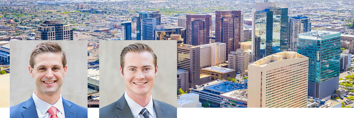 ABI Multifamily Adds Two New Brokers to Growing Phoenix Team