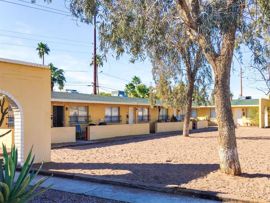 Coronado Apartment Homes   8605 East Coronado Road, Scottsdale, AZ 85257   22 Units   Built in 1968   $1,920,000   $87,273 Per Unit   $125.98 Per SF