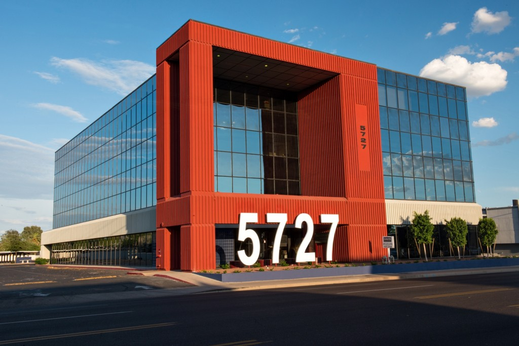5727 Building | 5727 North 7th Street, Phoenix, AZ 85014 | 4-Story Office Building | Built in 1984 | $5,500,000 | $114.86 Per SF
