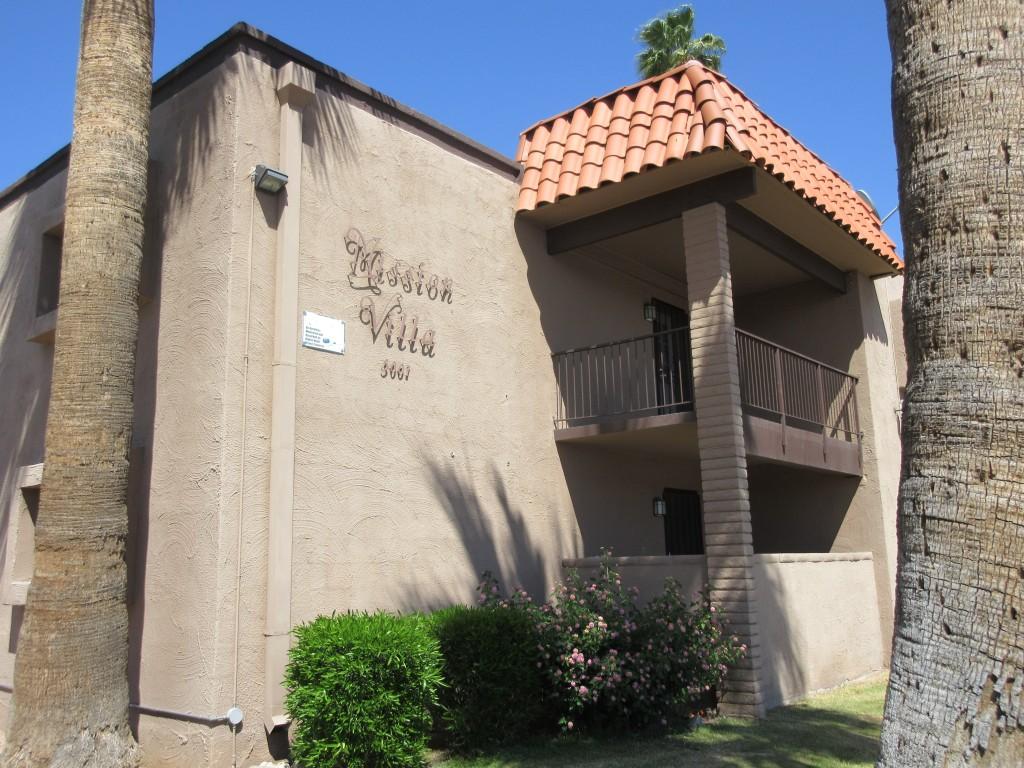 Mission Villa Condominiums | 3001 North 32nd Street, Phoenix, AZ 85018 | 66 Units | Built in 1970 | $4,850,000 | $73,485 Per Unit | $79.99 Per SF