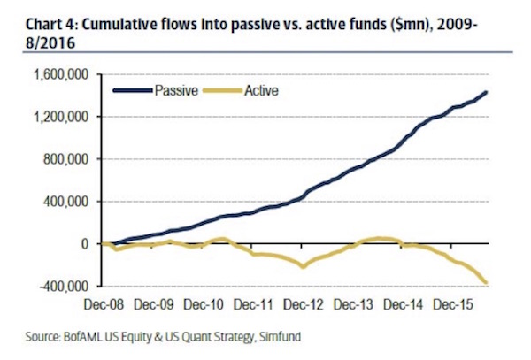 Active-Passive Investing