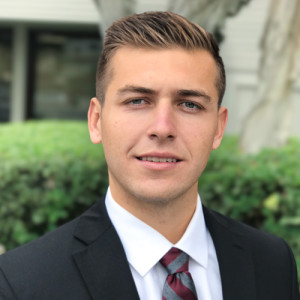 Jake Rubendall, Vice President