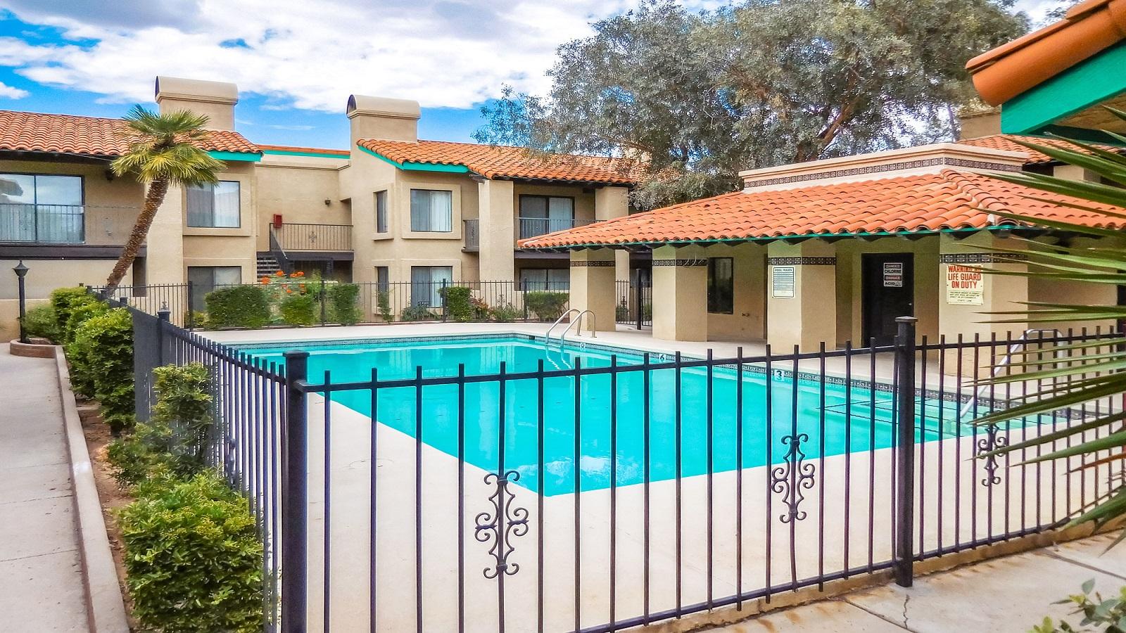 Villa Delano Apartments | 123 West Delano Street, Tucson, AZ 85705 | 32 Units | Built In 1980 | $1,850,000 | $57,813 Per Unit | $65.84 Per SF