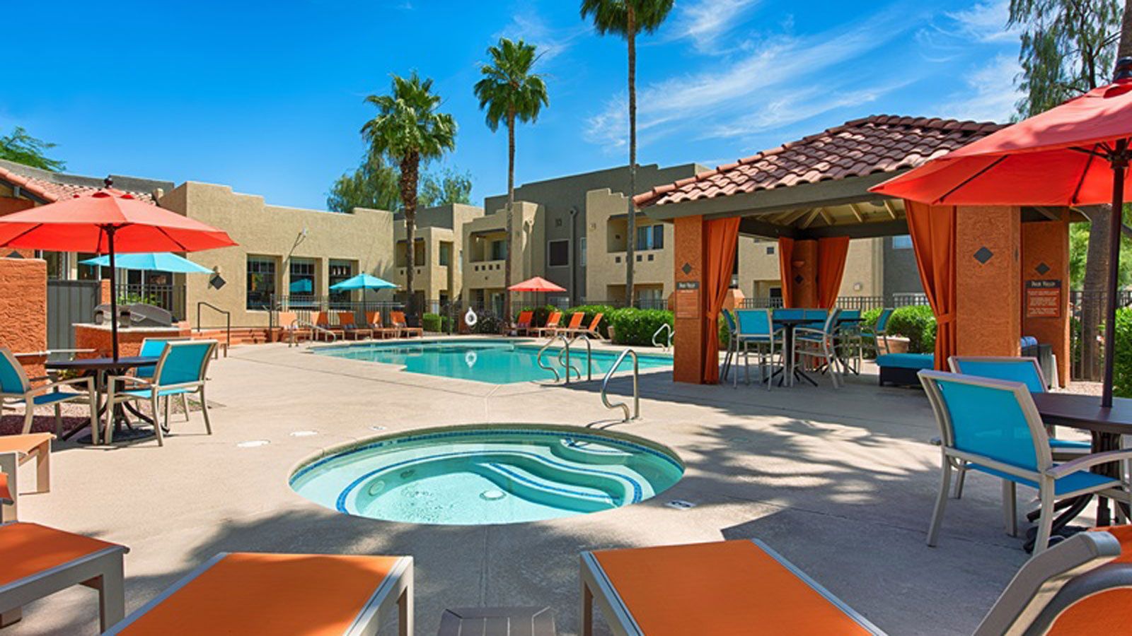 Palm Valley Apartment Homes | 1891 North Litchfield Road, Goodyear, AZ 85395 | 264 Units | Built: 1997/98 | $41,000,000 | $155,303/Unit | $145.98/SF