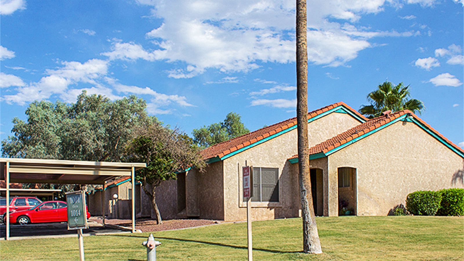 Orange Tree Village Apartments | 645 West Orange Grove Road, Tucson, AZ 85704 | 110 Units | Built in 1981 | $10,550,000 | $95,909 Per Unit | $75.28 Per SF
