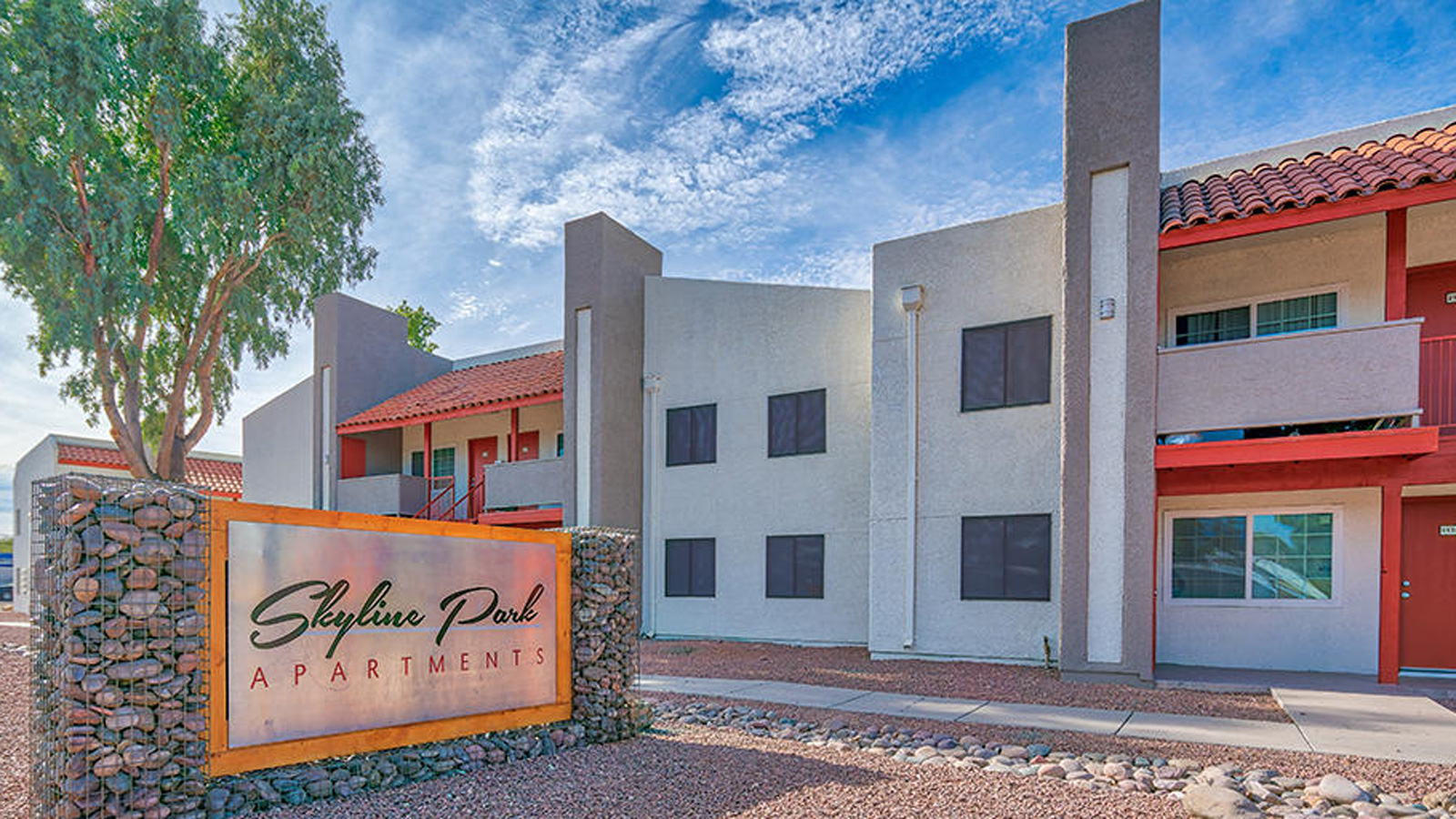 Skyline Park Apartments | 5290 South Park Avenue, Tucson, AZ 85706 | 60 Units | Built in 1985 | $2,600,000 | $43,333 Per Unit | $77.38 Per SF