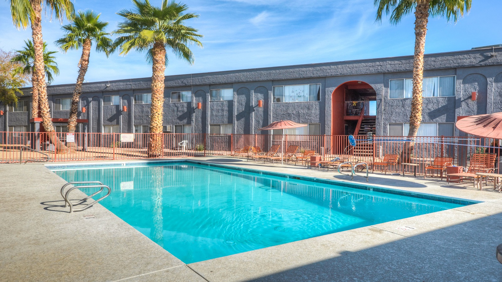 Eclipse Apartments | 2461 West Butler Drive, Phoenix, AZ 85051 | 75 Units | Built in 1972 | $4,875,000 | $65,000 Per Unit | $81.25 Per SF
