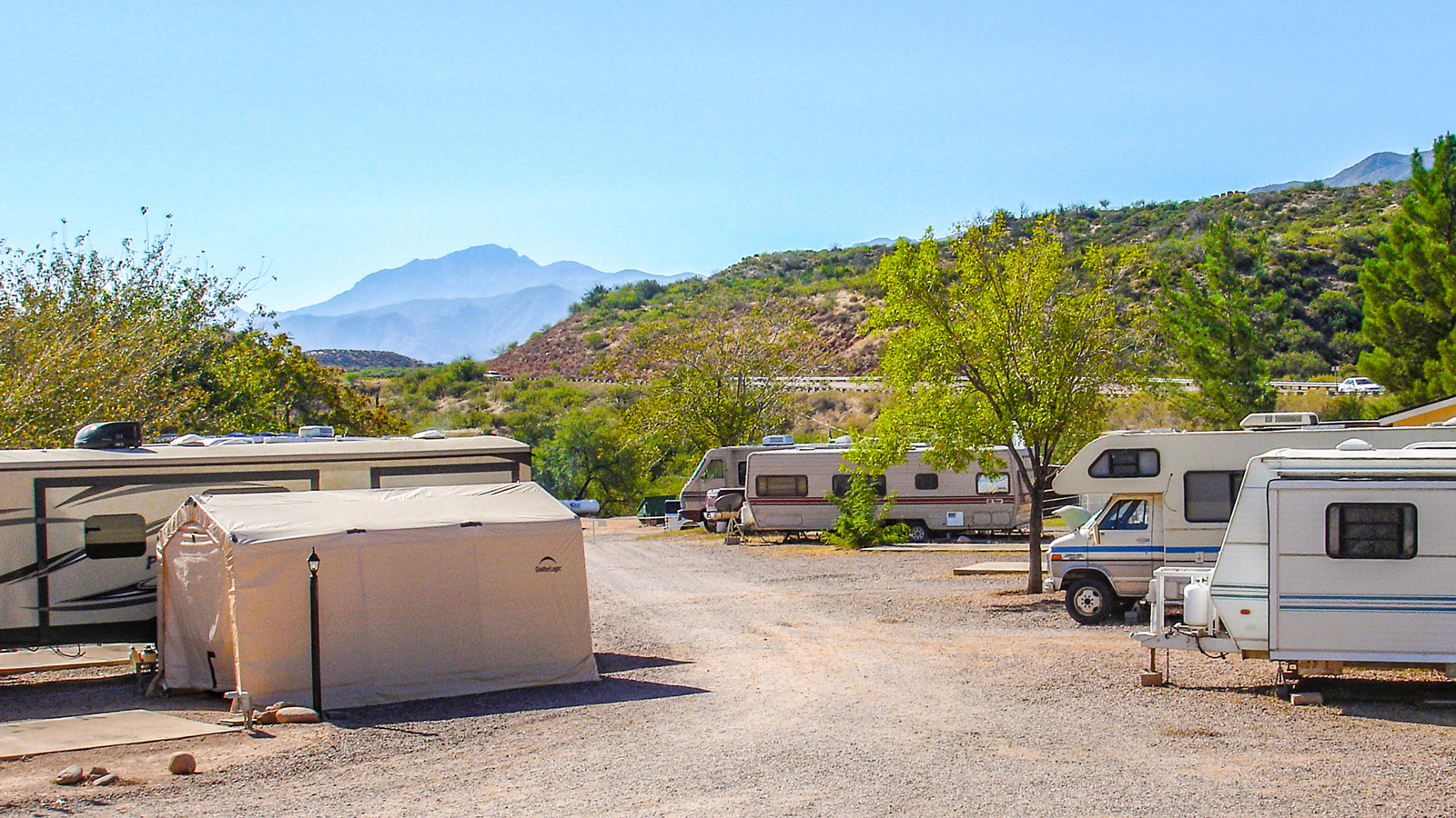 Punkin Center RV Corral | 200 South Old Highway 188, Tonto Basin, AZ 85553 | 43 Spaces | Built in 1991 | $870,000 | $20,232 Per Space