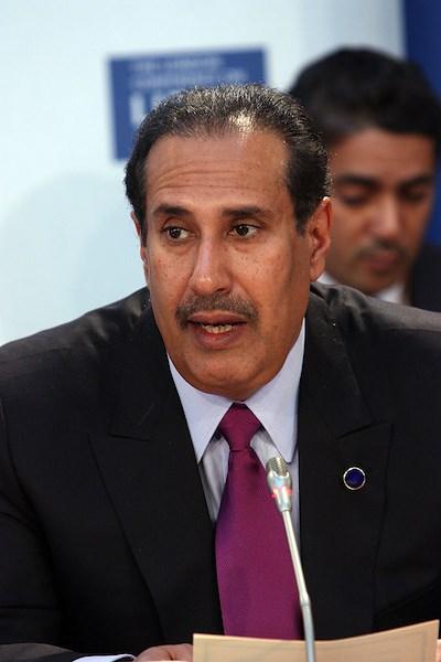 Hamad bin Jassim bin Jaber bin Mohammed bin Thani Al Thani