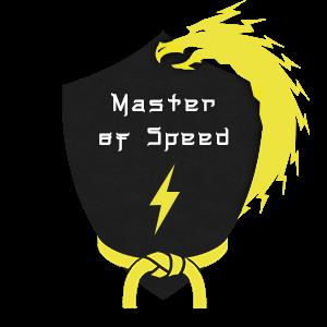 Master of Speed