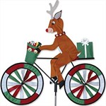 Wolf Creek YMCA Reindeer Ride