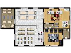 Floorplanner gallery see the latest floor plans made by Pharmacy floor plans