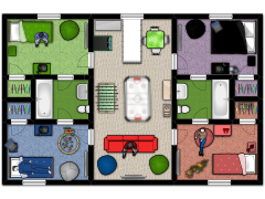 Upgrade our house - Our house 2 made with Floorplanner
