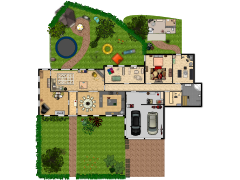 FIRST - First design made with Floorplanner
