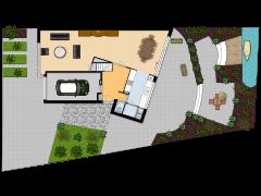 Honhoff Vastgoed B.V._ABCOUDE 1391 RM Zorgvrij 16 - Eerste ontwerp made with Floorplanner
