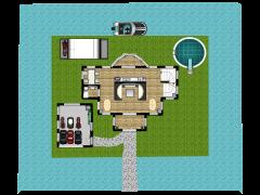 droomhuis - geeft een naam op made with Floorplanner