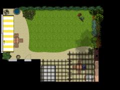 tuin - geeft een naam op made with Floorplanner