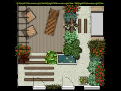 achtertuin - achtertuin 2 made with Floorplanner