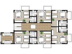 B&B - Eerste ontwerp(kopie) made with Floorplanner