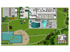 Nieuwe plattegrond - hotel cavadzade made with Floorplanner