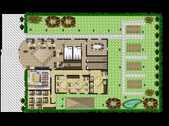 destino certo - Digite o nome made with Floorplanner