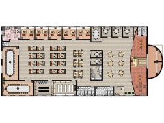 Geraldine & Partners - 1 made with Floorplanner