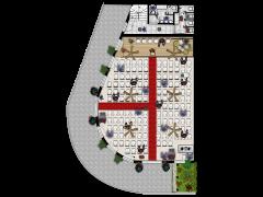 Novo floorplan - First design made with Floorplanner