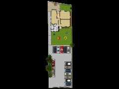 New floorplan - VisualForRender made with Floorplanner