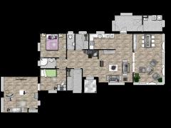 landheer-Alvers26-1_2 - My first design made with Floorplanner