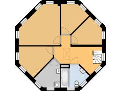 VanAs079-Blauw-roodlaan32 - Roodlaan32  made with Floorplanner