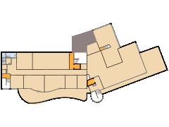 Zuiderplein  4 te Leeuwarden - 3de Verdieping made with Floorplanner